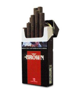 Mr Brown Clove Cigarettes
