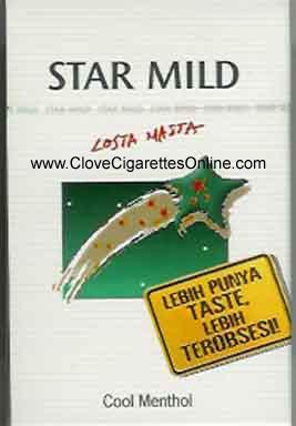 Bentoel Star Mild Menthol 16