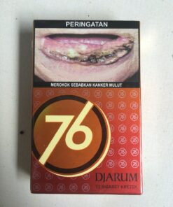 djarum 76 clove cigarettes
