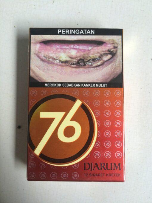 djarum 76 clove cigarettes