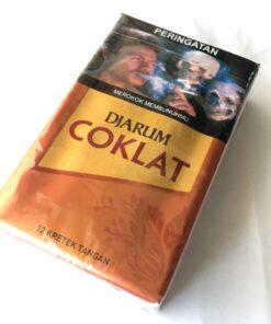 djarum coklat clove cigarettes 2