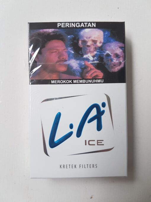 djarum la lights ICE clove cigarettes