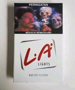 djarum la lights clove cigarettes