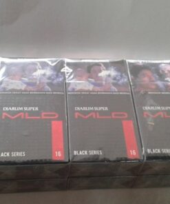 djarum super mld black clove cigarettes carton 2