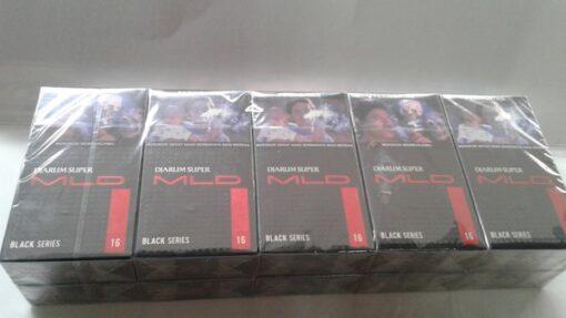 djarum super mld black clove cigarettes carton 2