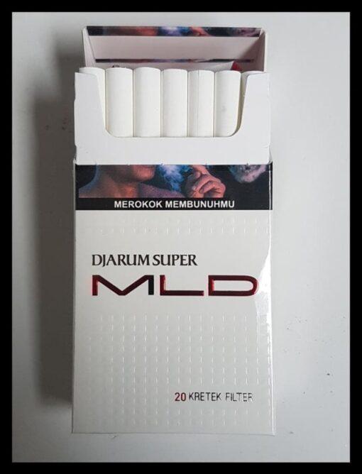 djarum super mld clove cigarettes 2