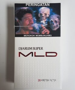 djarum super mld clove cigarettes
