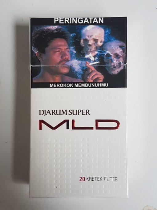 djarum super mld clove cigarettes