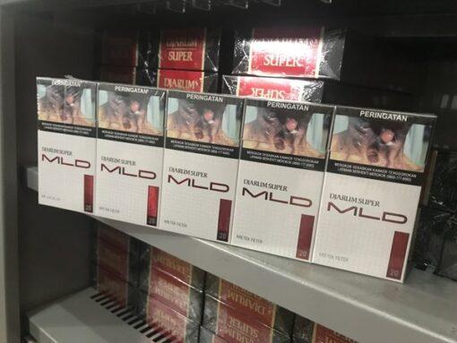 djarum super mld clove cigarettes carton
