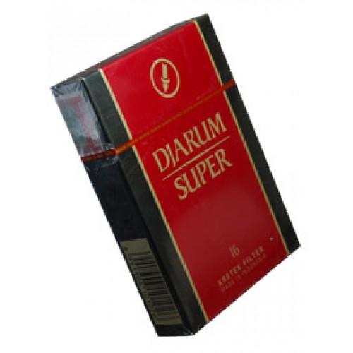djarum super special clove cigarettes