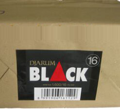 Djarum Black clove cigarettes 12 cartons 1920 cigarettes