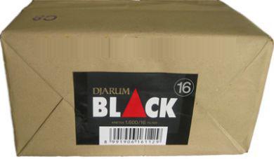 Djarum Black clove cigarettes 12 cartons 1920 cigarettes