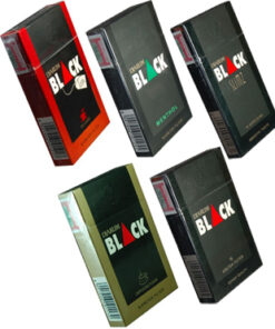 Djarum Black SeriesTester Package