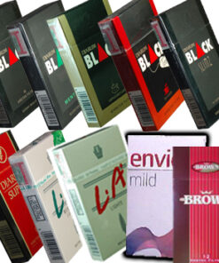 Djarum Tester Package