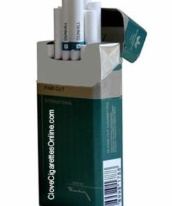 Dunhill Fine Cut Menthol Cigarettes