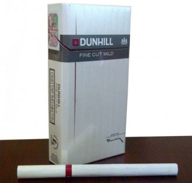 Dunhill Fine Cut Mild (NEW)