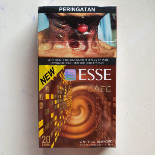 Esse CAFE COFFEE BLEND clove cigarettes