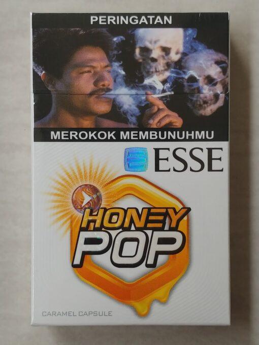 Esse Pop Honey Clove Cigarettes