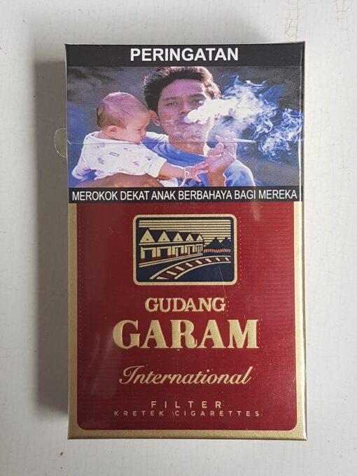 gudanggaram international clove cigarettes