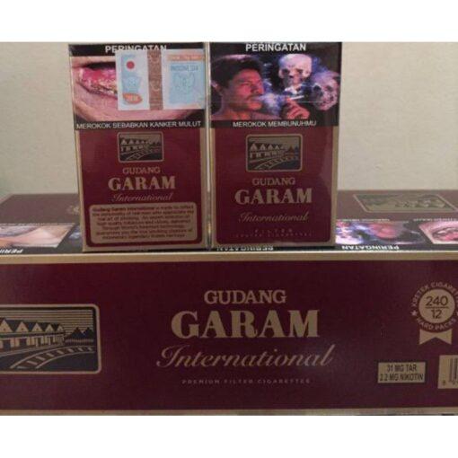 gudanggaram international clove cigarettes carton