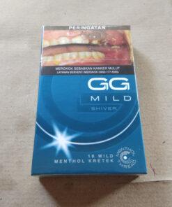 gudanggaram mild shiver clove cigarettes