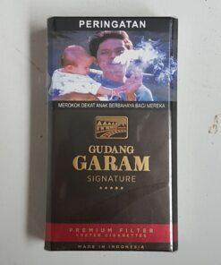 gudanggaram signature clove cigarettes