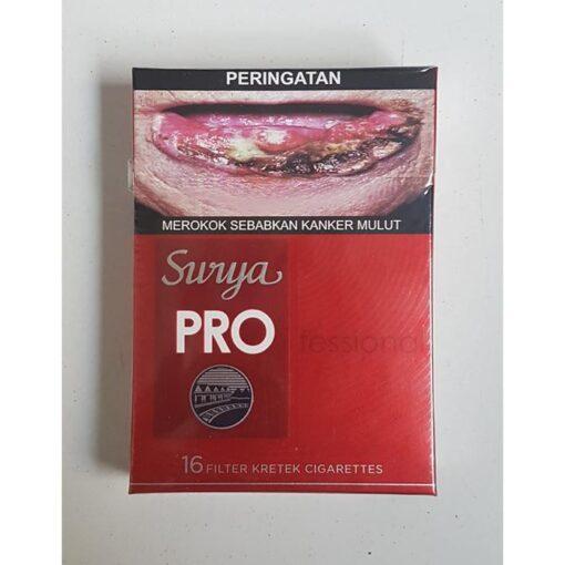 gudanggaram surya pro clove cigarettes