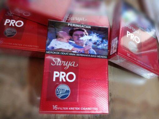 gudanggaram surya pro clove cigarettes image