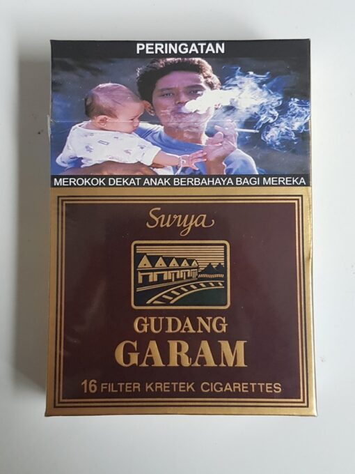 gudanggaram surya16 clove cigarettes