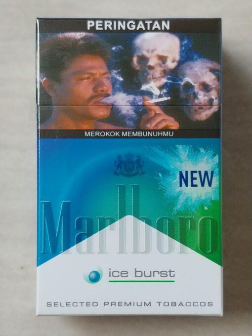 marlboro ice burst indonesia cigarettes 2