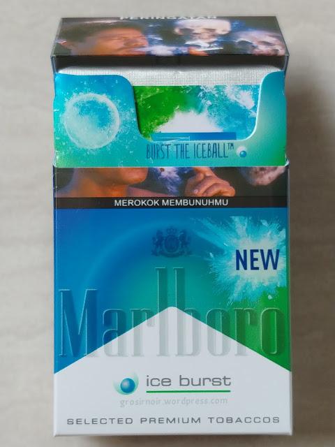 marlboro ice burst indonesia cigarettes