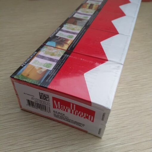 marlboro red indonesia cigarettes carton