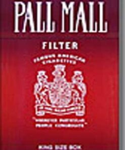 Pall Mall Filter