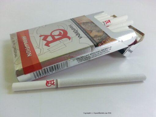 sampoerna avolution clove cigarettes