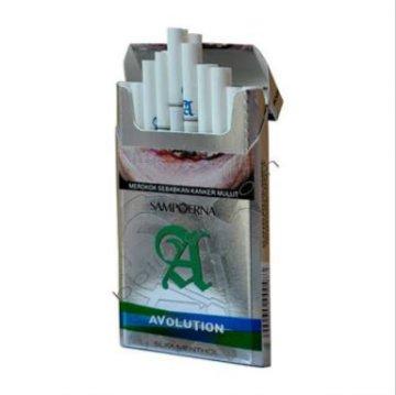 sampoerna avolution menthol clove cigarettes